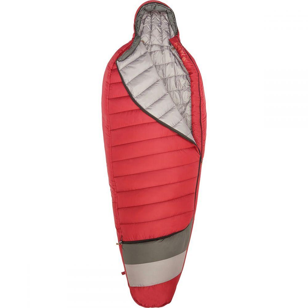 ケルティ Kelty レディース ハイキング・登山【Tuck Sleeping Bag: 20 Degree Down】Garnet Red/Smoke
