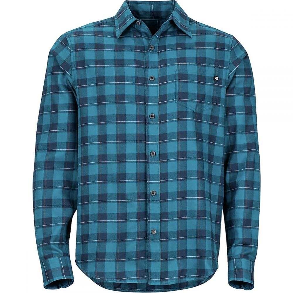 マーモット Marmot メンズ トップス シャツ【Bodega Lightweight Flannel Shirts】Late Night