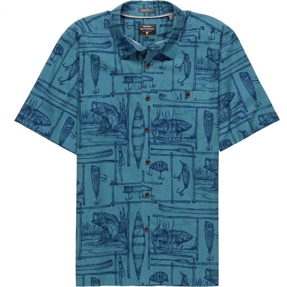 クイックシルバー Quiksilver メンズ トップス Tシャツ【Angler Shirts】Provencial