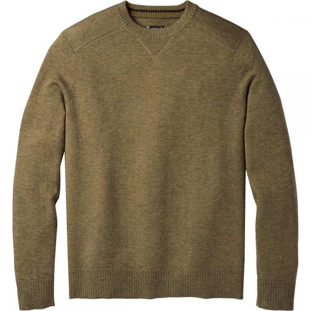 スマートウール Smartwool メンズ トップス ニット・セーター【Sparwood Crew Sweaters】Desert Sand H