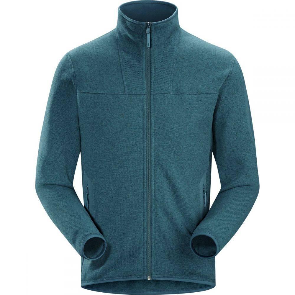 アークテリクス Arc'teryx メンズ トップス フリース【Covert Full - Zip Cardigans】Hecate Blue