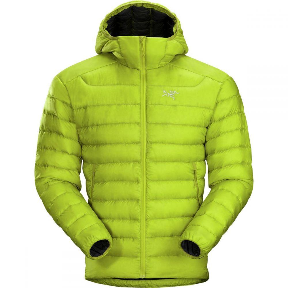 アークテリクス Arc'teryx メンズ アウター ダウン・中綿ジャケット【Cerium LT Hooded Down Jackets】Lichen