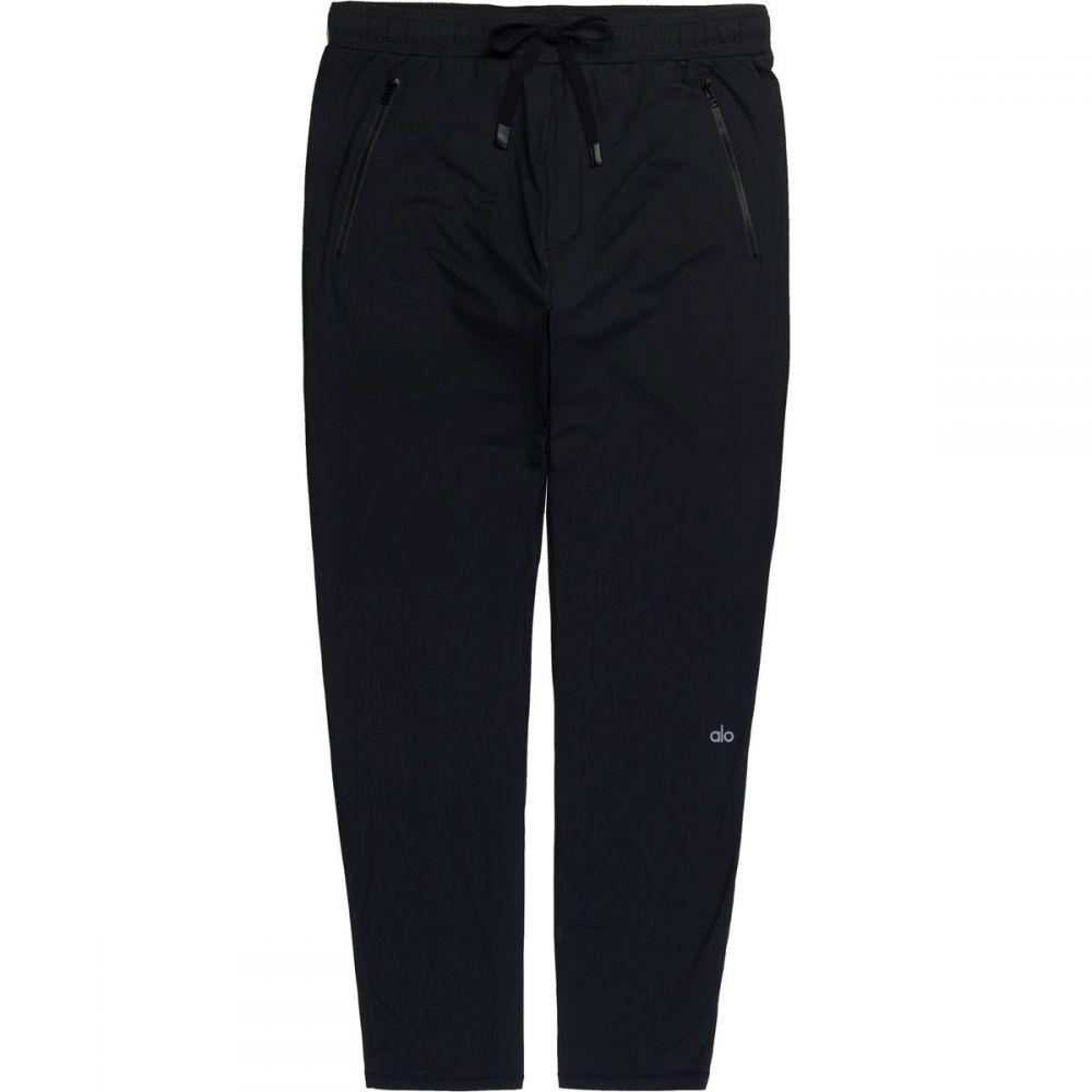 アローヨガ Alo Yoga メンズ ボトムス・パンツ スウェット・ジャージ【Renew Lounge Pants】Black