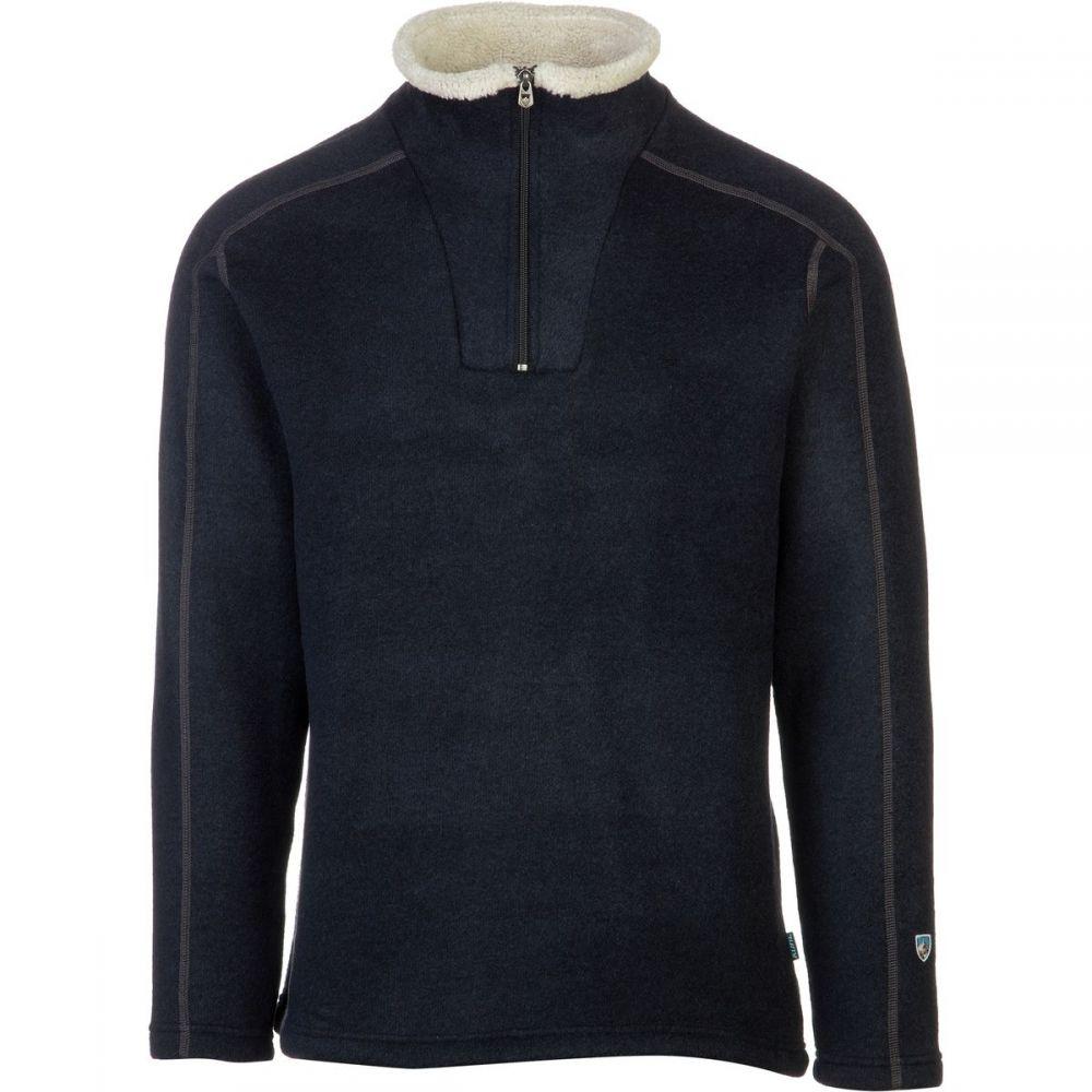キュール KUHL メンズ トップス フリース【Europa 1/4 - Zip Fleece Jackets】Mutiny Blue