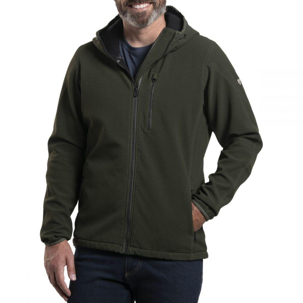 キュール KUHL メンズ トップス フリース【Relik Hooded Fleece Jackets】Forest