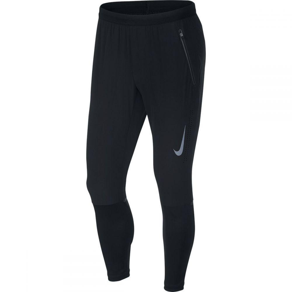 ナイキ Nike メンズ ランニング・ウォーキング ボトムス・パンツ【Swift Running Pants】Black
