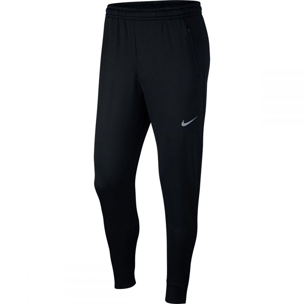 ナイキ Nike メンズ ランニング・ウォーキング ボトムス・パンツ【Essential Knit Running Pants】Black