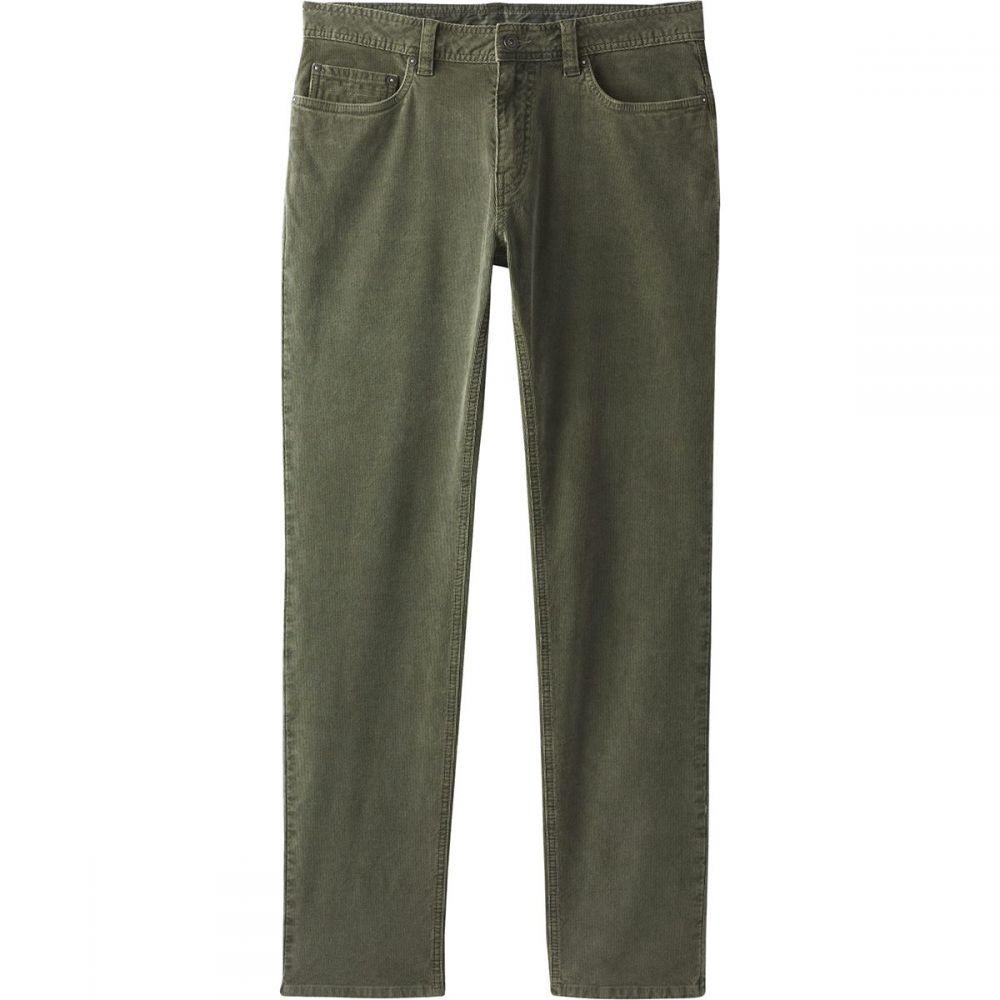 プラーナ Prana メンズ ボトムス・パンツ【Sustainer Corduroy Pants】Cargo Green