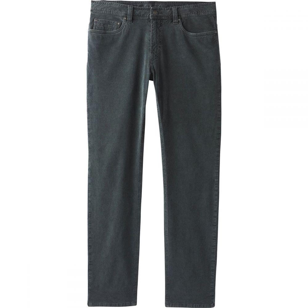 プラーナ Prana メンズ ボトムス・パンツ【Sustainer Corduroy Pants】Charcoal