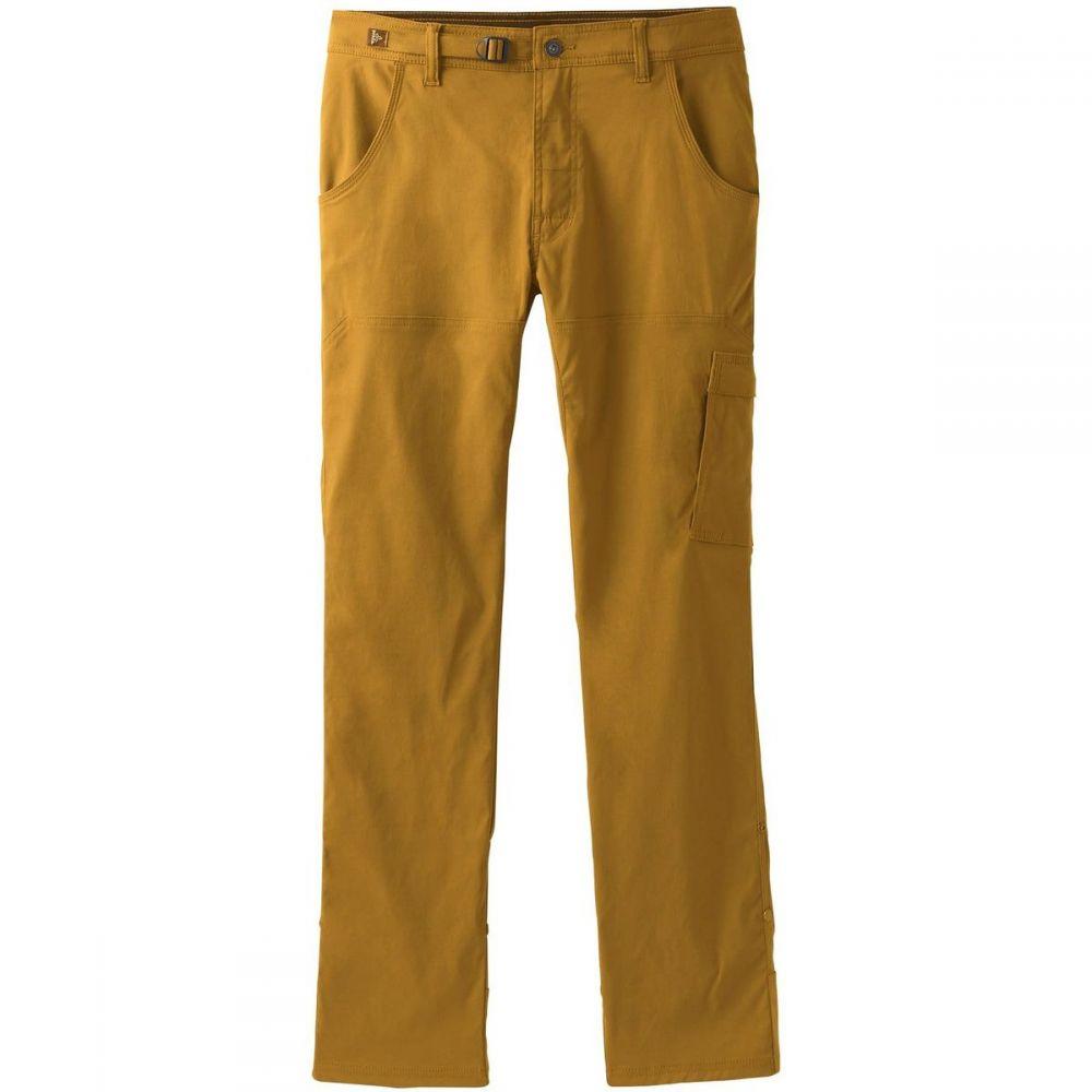 プラーナ Prana メンズ ハイキング・登山 ボトムス・パンツ【Stretch Zion Straight Pants】Bronzed