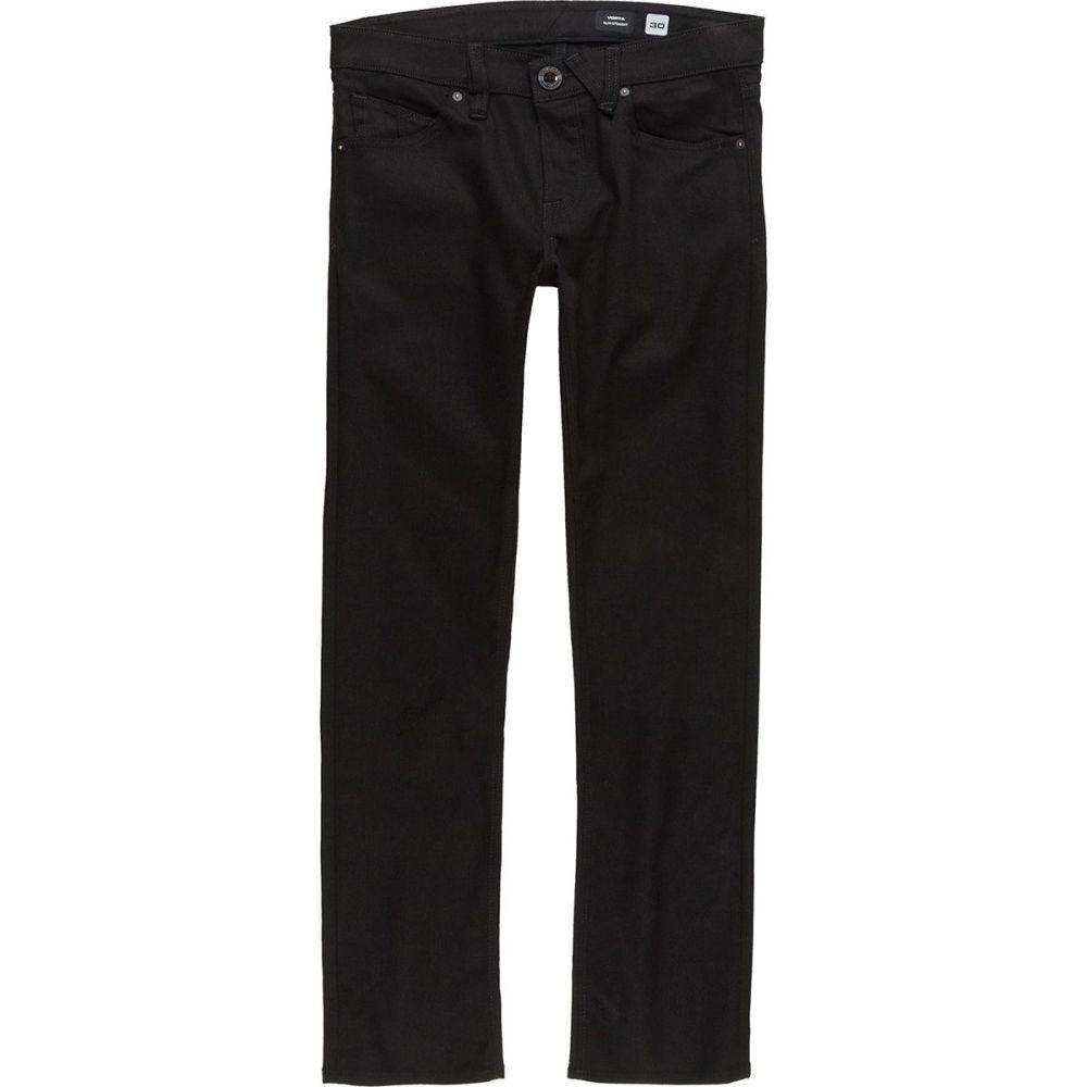ボルコム Volcom メンズ ボトムス・パンツ ジーンズ・デニム【Vorta Slim Denim Pantss】Black On Black