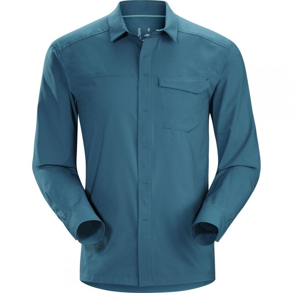アークテリクス Arc'teryx メンズ トップス シャツ【Skyline Shirts】Hecate Blue