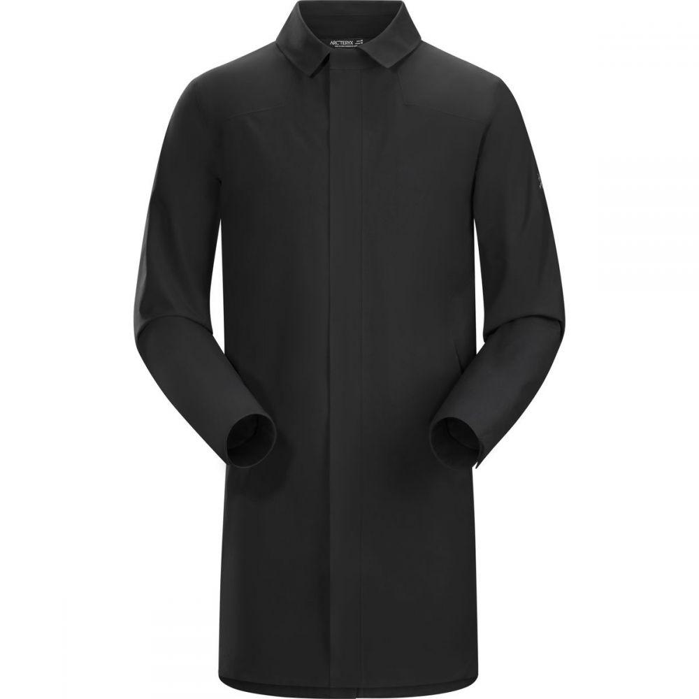 アークテリクス Arc'teryx メンズ アウター レインコート【Keppel Trench Coats】Black