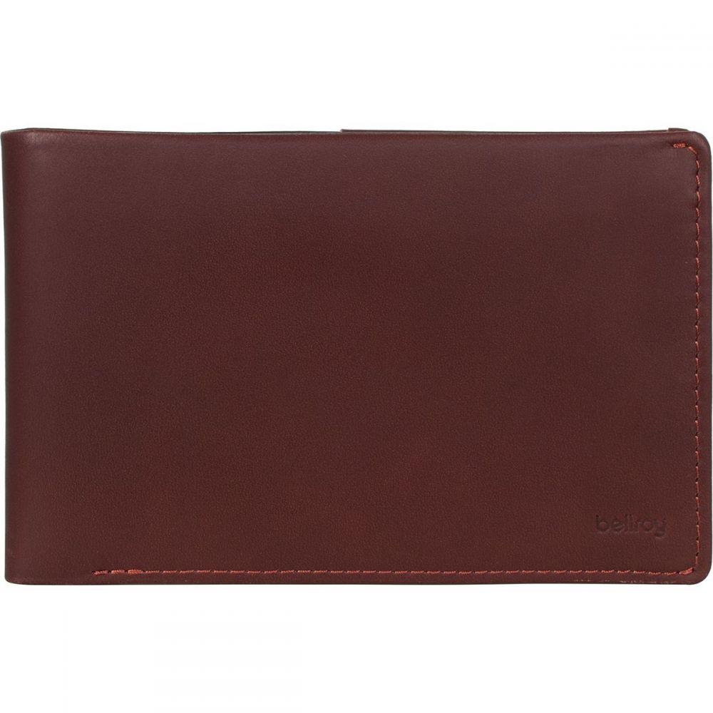 ベルロイ Bellroy メンズ 財布【Travel Wallet RFIDs】Cocoa