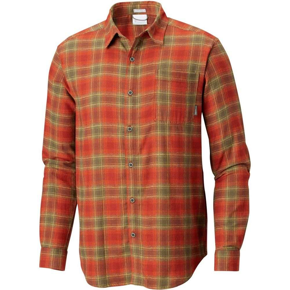 コロンビア Columbia メンズ トップス シャツ【Boulder Ridge Flannels】Rusty Pop Plaid