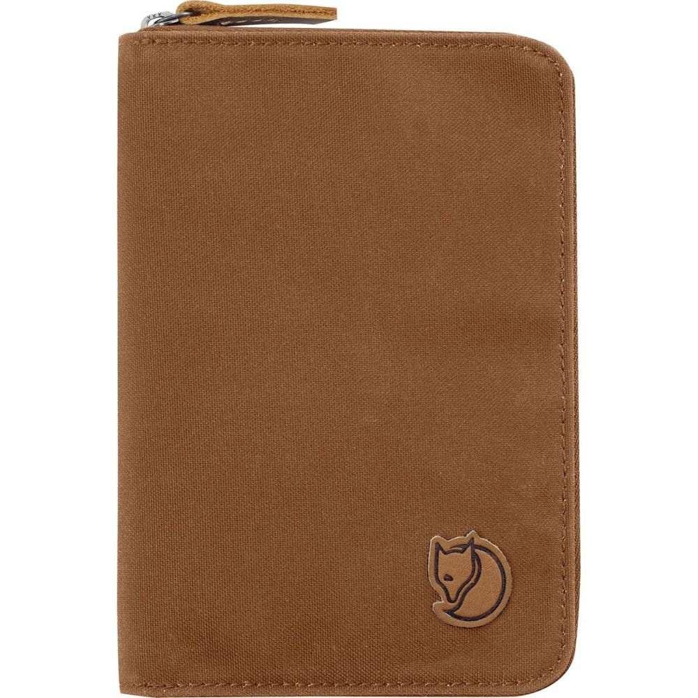フェールラーベン Fjallraven レディース パスポートケース【Passport Wallet】Chestnut