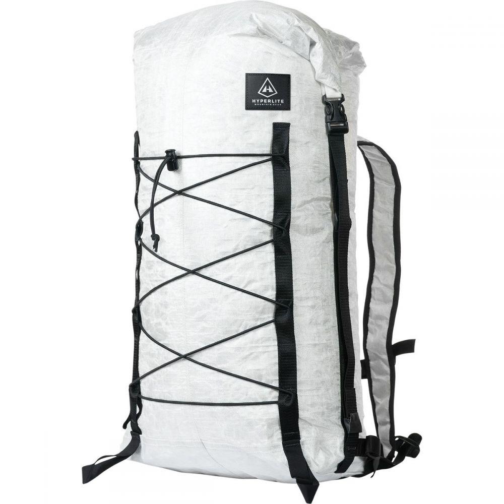 ハイパーライトマウンテンギア Hyperlite Mountain Gear メンズ バッグ バックパック・リュック【Dyneema Summit 30L Backpack】White
