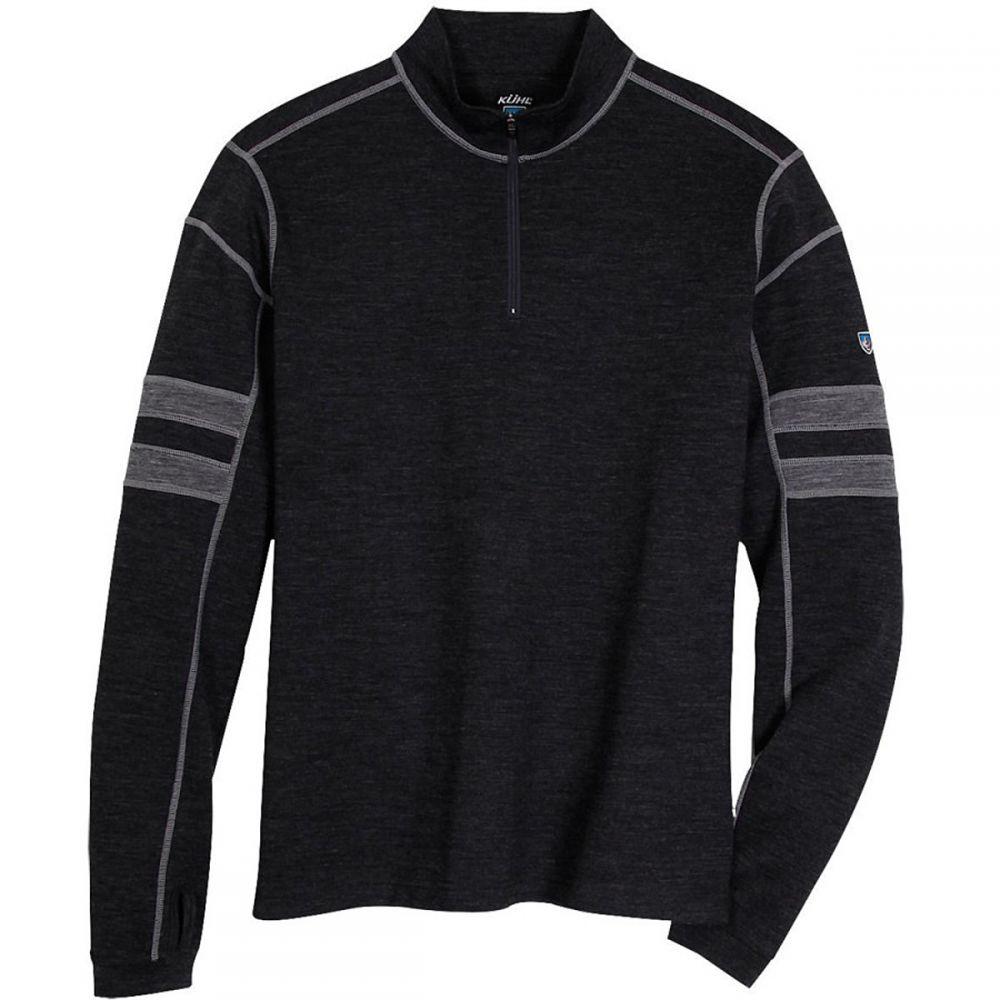キュール KUHL メンズ トップス ニット・セーター【Team Sweater - 1/4 - Zips】Smoke