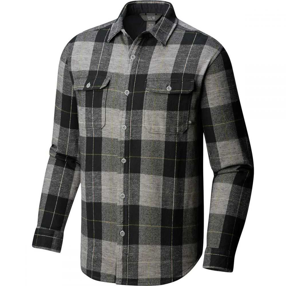 マウンテンハードウェア Mountain Hardwear メンズ トップス シャツ【Walcott Shirts】Manta Grey