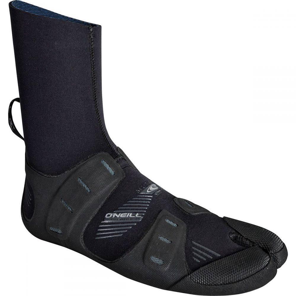 オニール O'Neill メンズ サーフィン シューズ・靴【Mutant 3mm Split Toe Boots】Black/Graphite