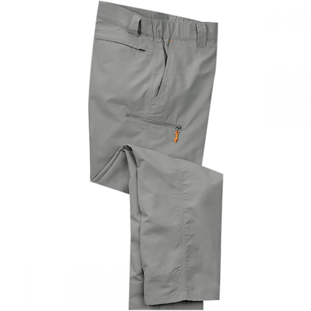 オービス Orvis メンズ 釣り・フィッシング ボトムス・パンツ【Jackson Quick - Dry Pants】Gunsmoke
