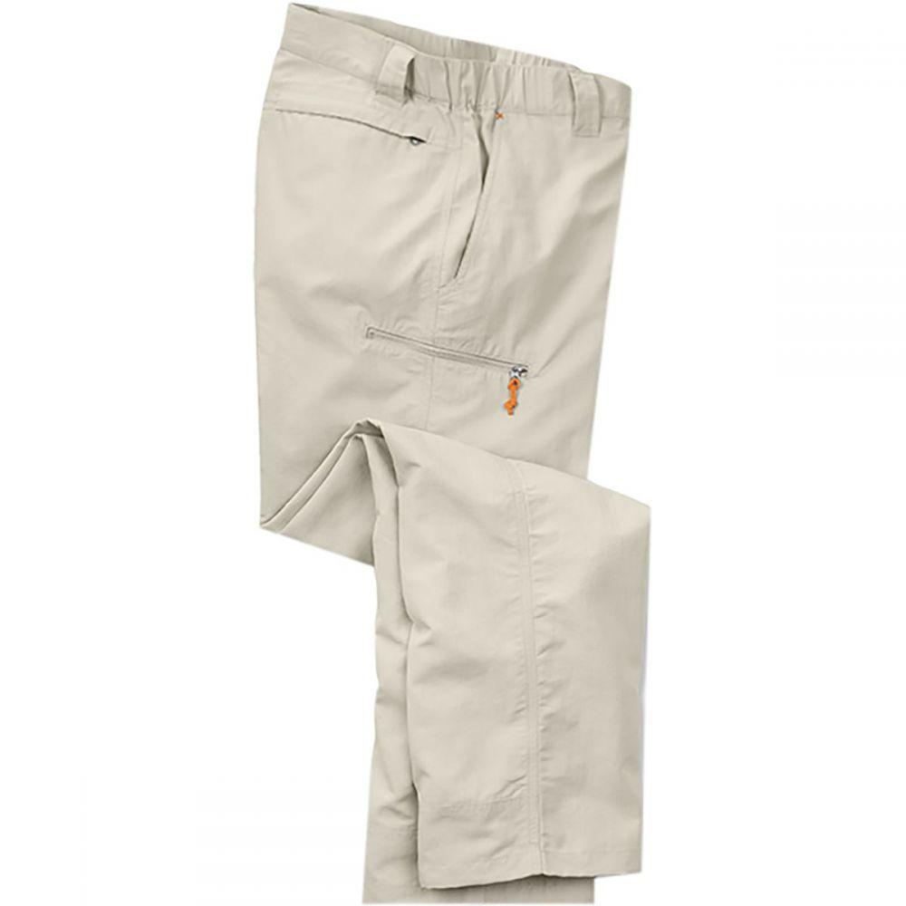 オービス Orvis メンズ 釣り・フィッシング ボトムス・パンツ【Jackson Quick - Dry Pants】Khaki