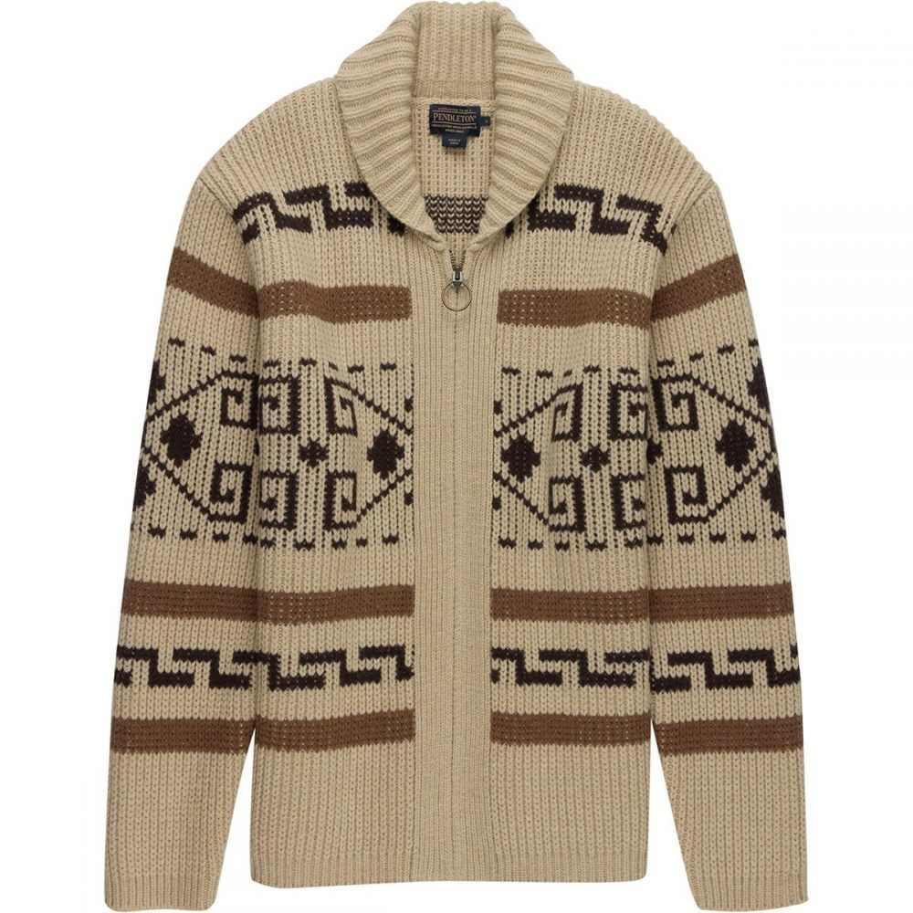 ペンドルトン Pendleton メンズ トップス ニット・セーター【Original Westerley Sweaters】Tan/Brown