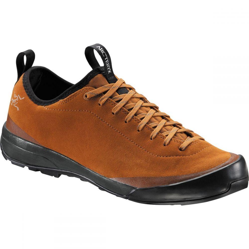 アークテリクス Arc'teryx メンズ ハイキング・登山 シューズ・靴【Acrux SL Leather GTX Approach Shoes】Agra/Neptune