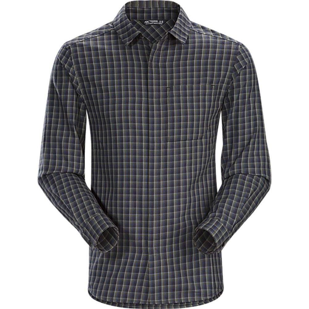 アークテリクス Arc'teryx メンズ トップス シャツ【Bernal Flannel Shirts】Cartograph