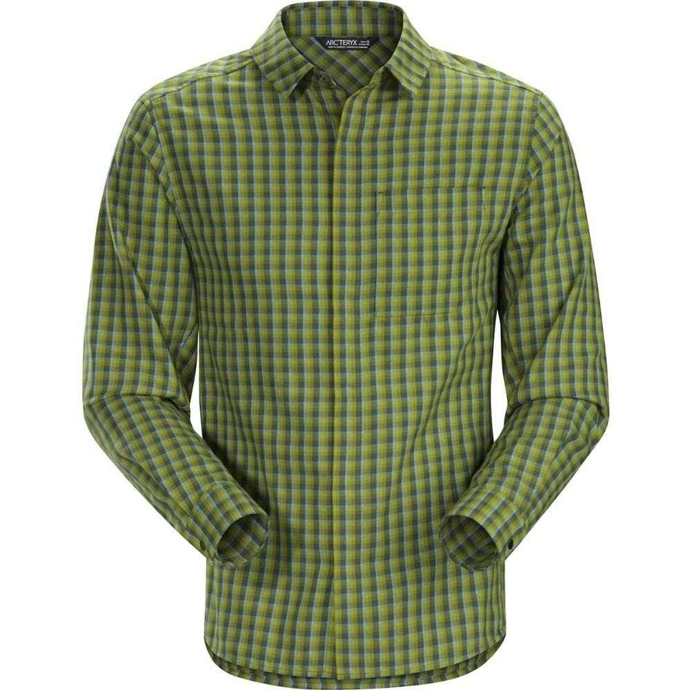 アークテリクス Arc'teryx メンズ トップス シャツ【Bernal Flannel Shirts】Echo