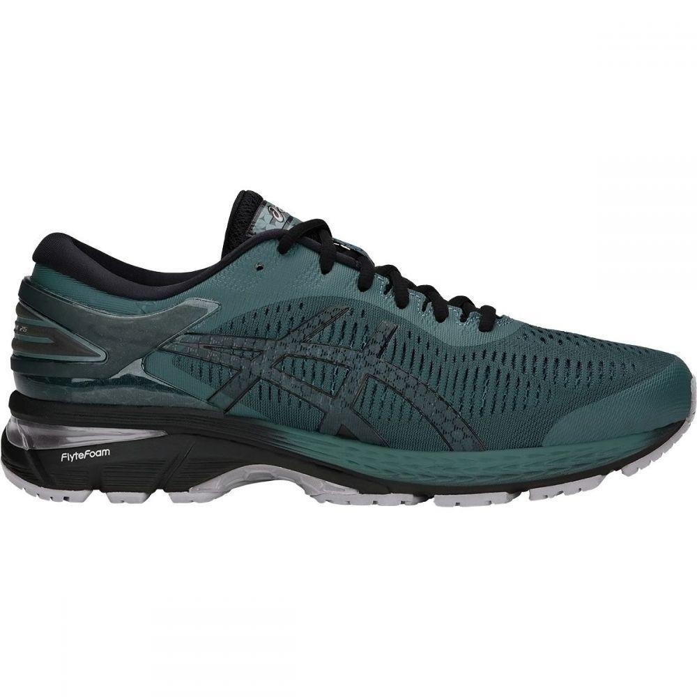 アシックス Asics メンズ ランニング・ウォーキング シューズ・靴【Gel - Kayano 25 Running Shoes】Iron Clad/Black
