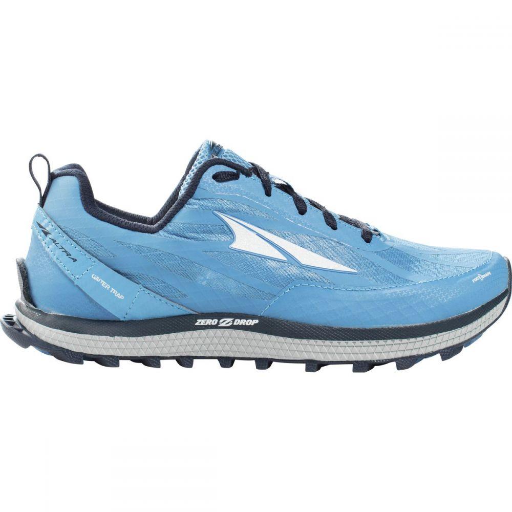 アルトラ Altra レディース ランニング・ウォーキング シューズ・靴【Superior 3.5 Trail Running Shoe】Dark Blue