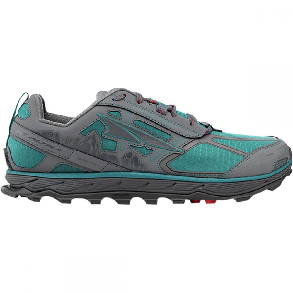 アルトラ Altra メンズ ランニング・ウォーキング シューズ・靴【Lone Peak 4.0 Trail Running Shoes】Green