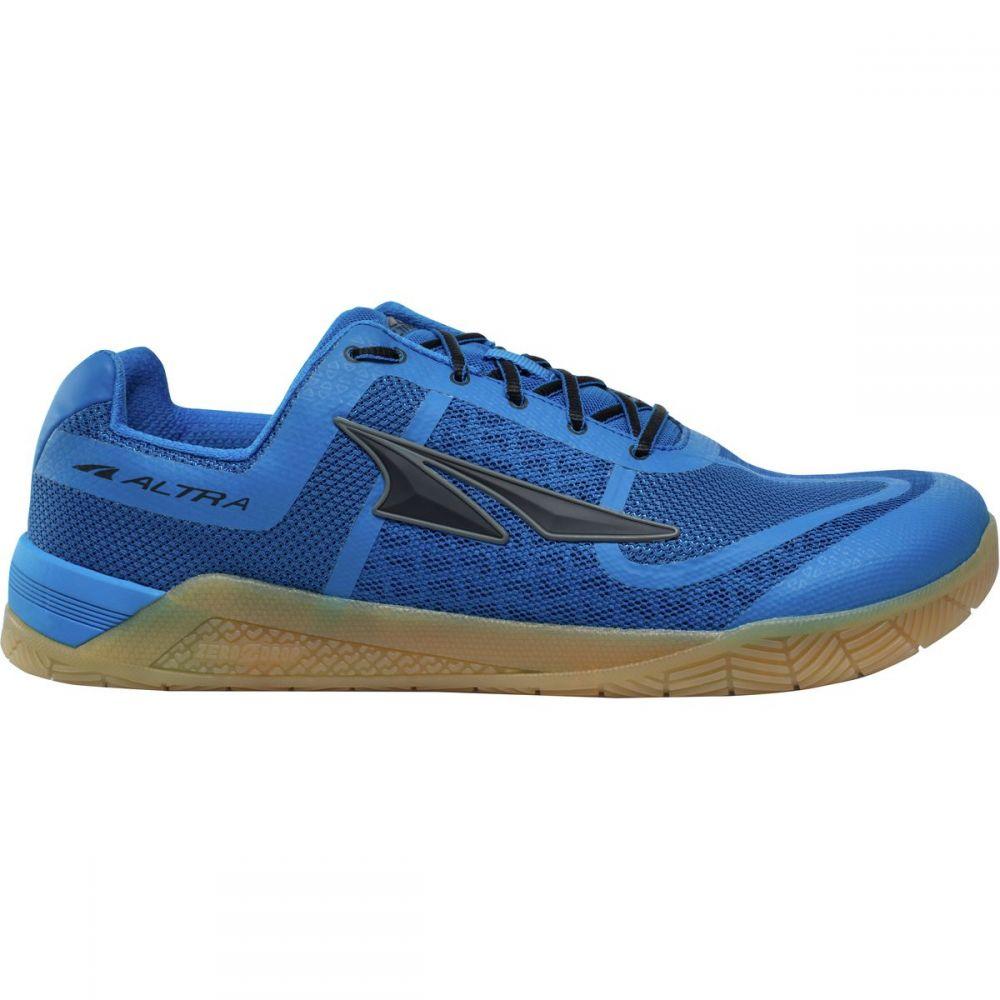 アルトラ Altra メンズ ランニング・ウォーキング シューズ・靴【Hiit XT Running Shoes】Blue