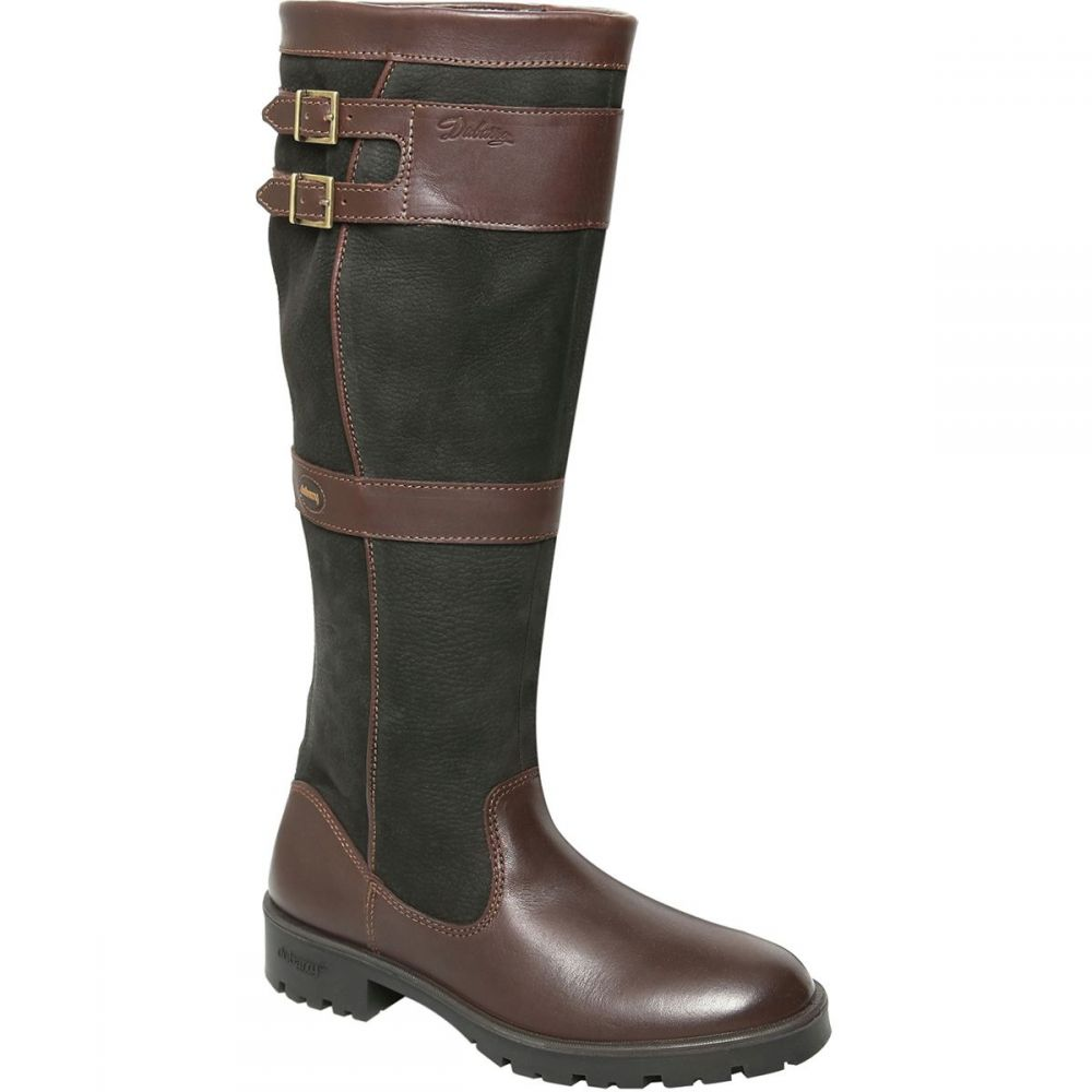 デュバリー Dubarry of Ireland レディース シューズ・靴 ブーツ【Longford Gore Boot】Black/Brown
