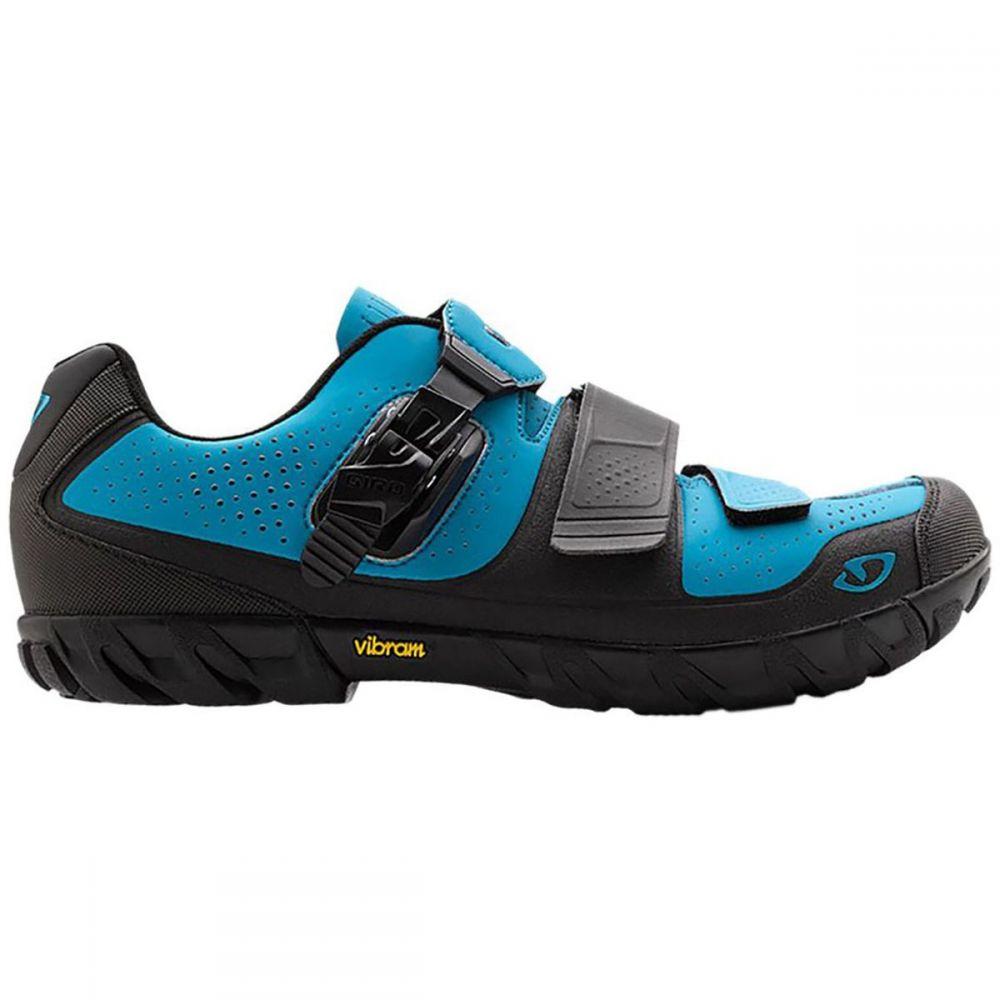 ジロ Giro メンズ 自転車 シューズ・靴【Terraduro Shoes】Blue Jewel/Black