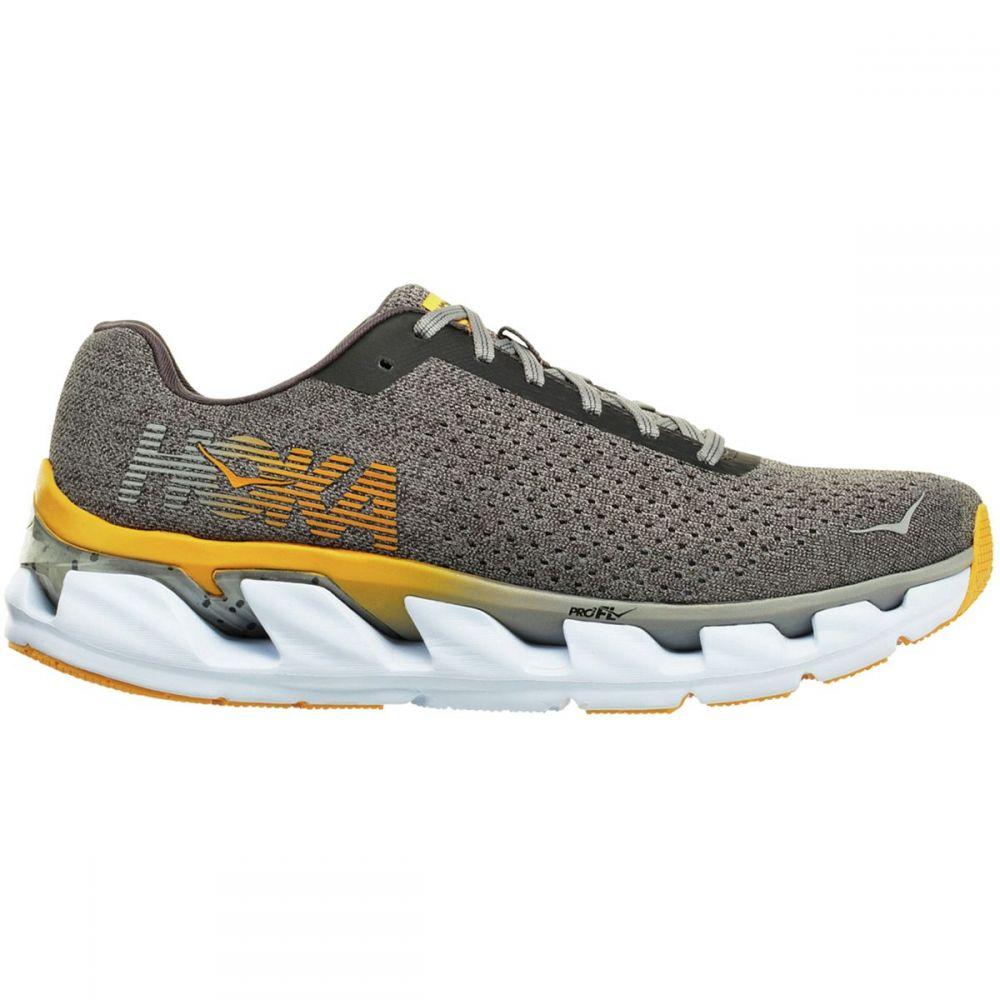 ホカ オネオネ Hoka One One メンズ ランニング・ウォーキング シューズ・靴【Elevon Running Shoes】Nine Iron/Alloy