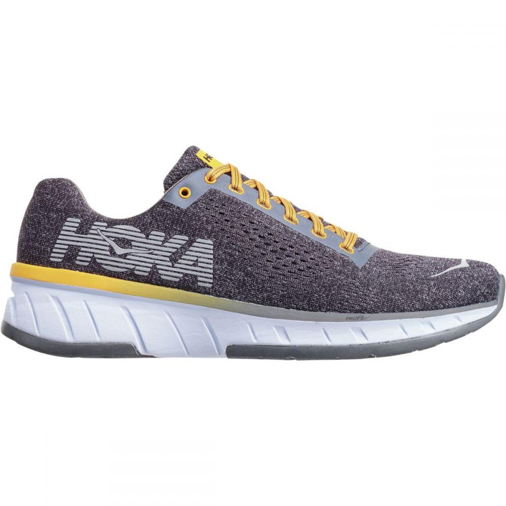 ホカ オネオネ Hoka One One メンズ ランニング・ウォーキング シューズ・靴【Cavu Running Shoes】Alloy/Nine Iron