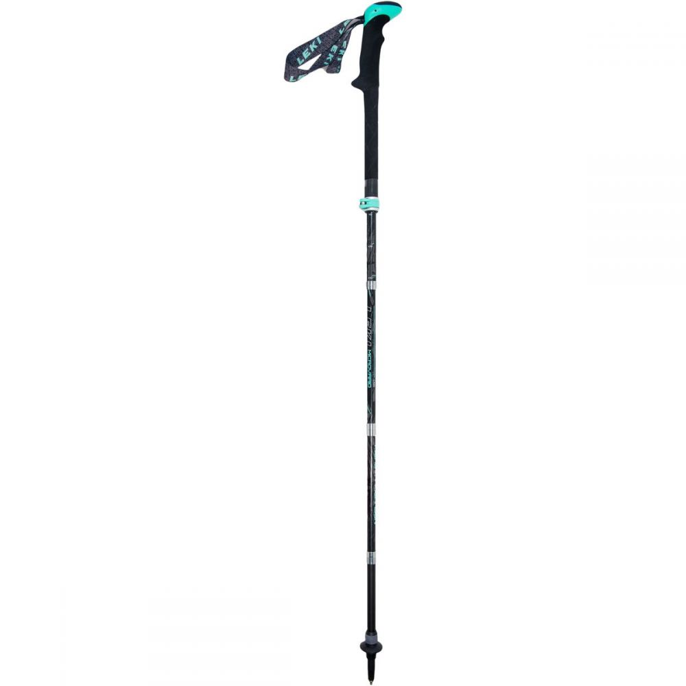 レキ LEKI レディース ハイキング・登山【Micro Vario Carbon Lady DSS Trekking Poles】One Color