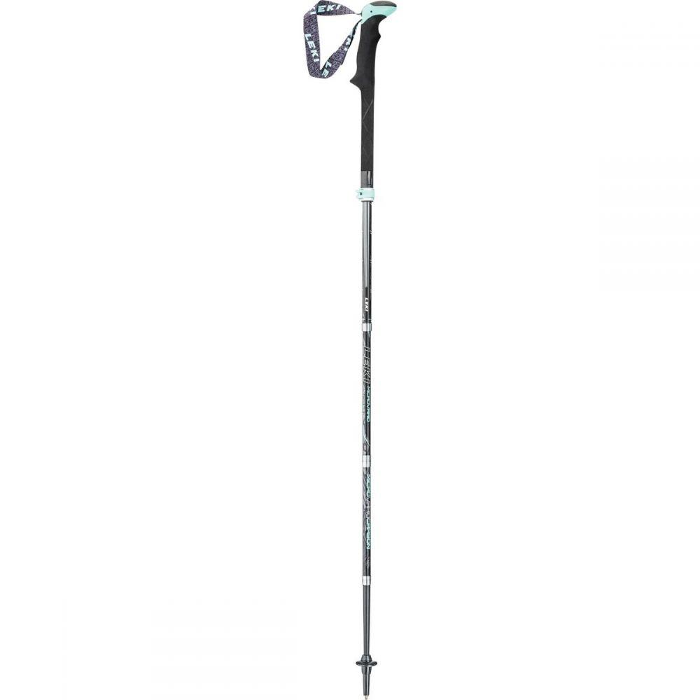 レキ LEKI レディース ハイキング・登山【Micro Vario Carbon Trekking Poles】One Color