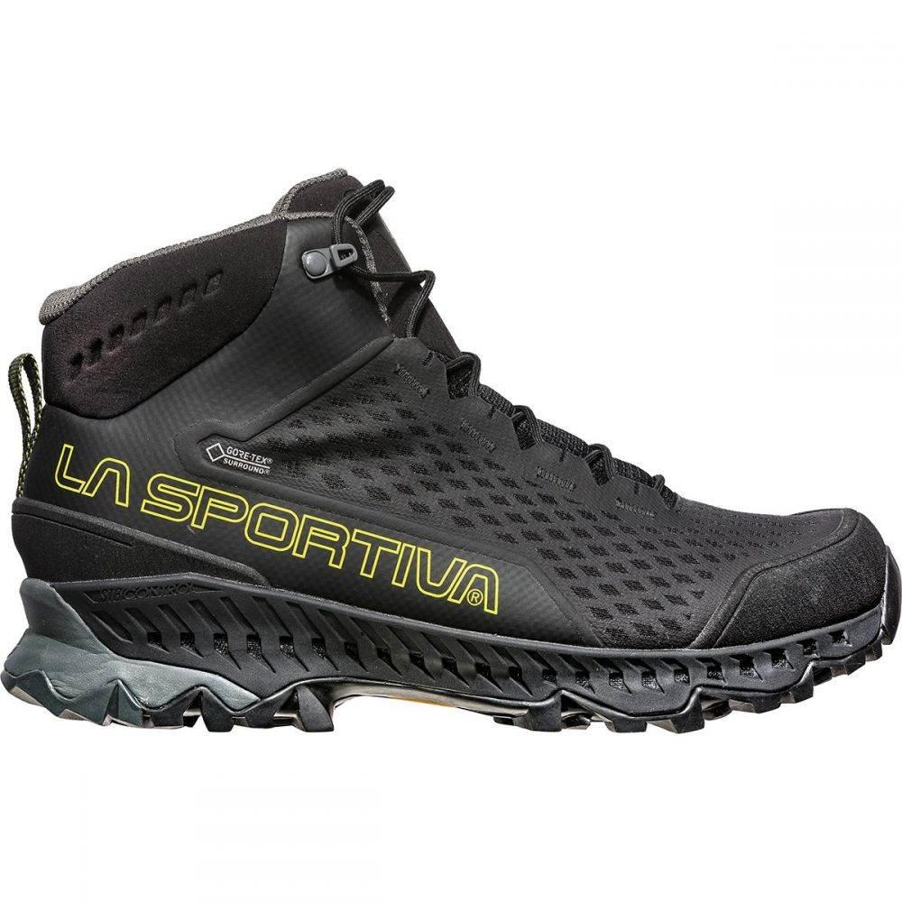 ラスポルティバ La Sportiva メンズ ハイキング・登山 シューズ・靴【Stream GTX Boots】Black/Yellow