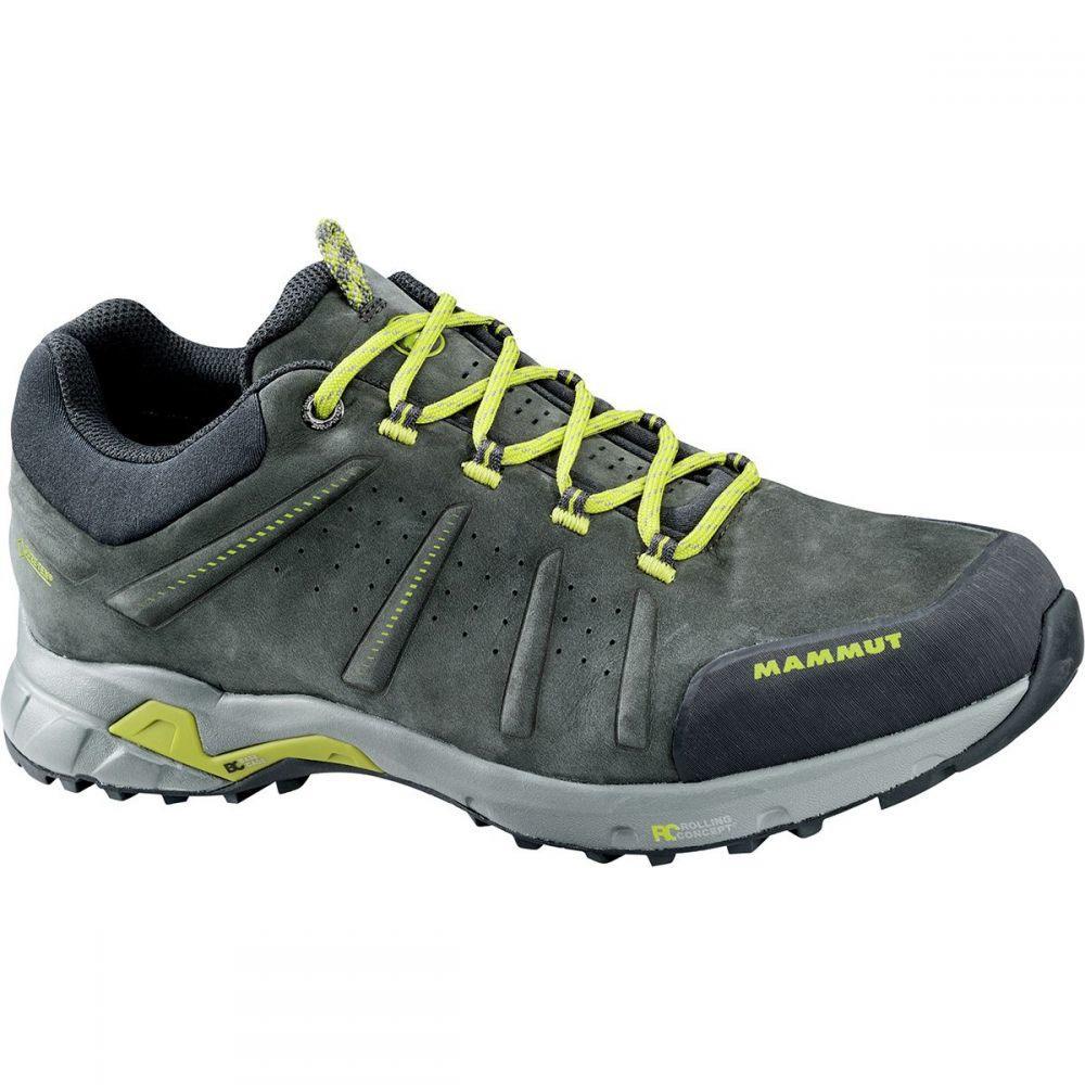 マムート Mammut メンズ ハイキング・登山 シューズ・靴【Convey Low GTX Shoes】Graphite/Dark Citron
