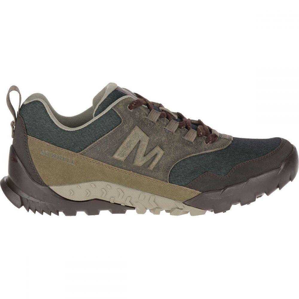 メレル Merrell メンズ ハイキング・登山 シューズ・靴【Annex Recruit Hiking Shoes】Canteen