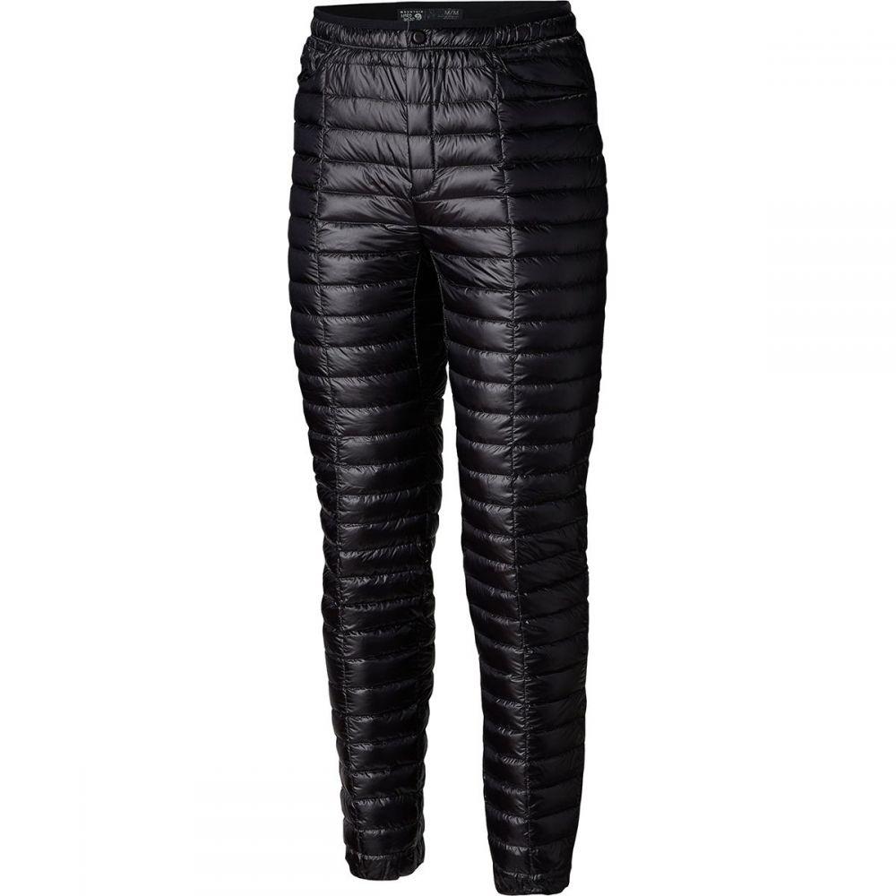 マウンテンハードウェア Mountain Hardwear メンズ ボトムス・パンツ【Ghost Whisperer Pants】Black