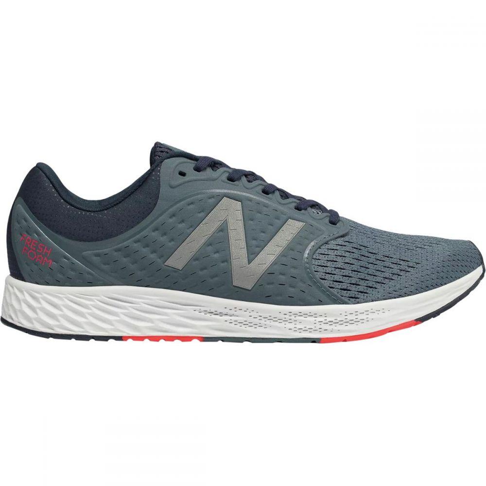 ニューバランス New Balance メンズ ランニング・ウォーキング シューズ・靴【Fresh Foam Zante v4 Running Shoes】Petrol/Galaxy/Flame