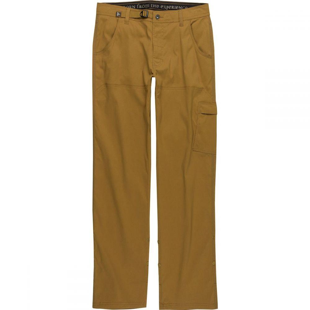 プラーナ Prana メンズ ハイキング・登山 ボトムス・パンツ【Stretch Zion Pants】Bronzed