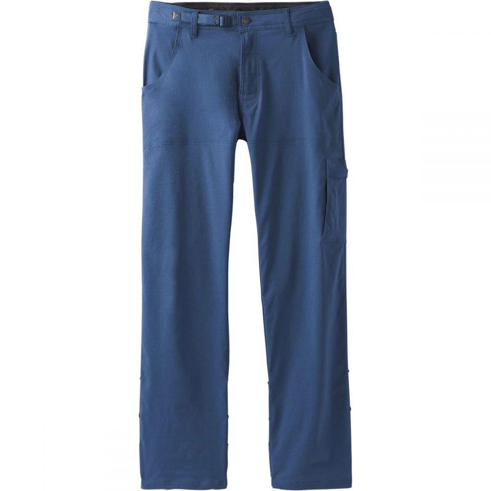 プラーナ Prana メンズ ハイキング・登山 ボトムス・パンツ【Stretch Zion Pants】Equinox Blue