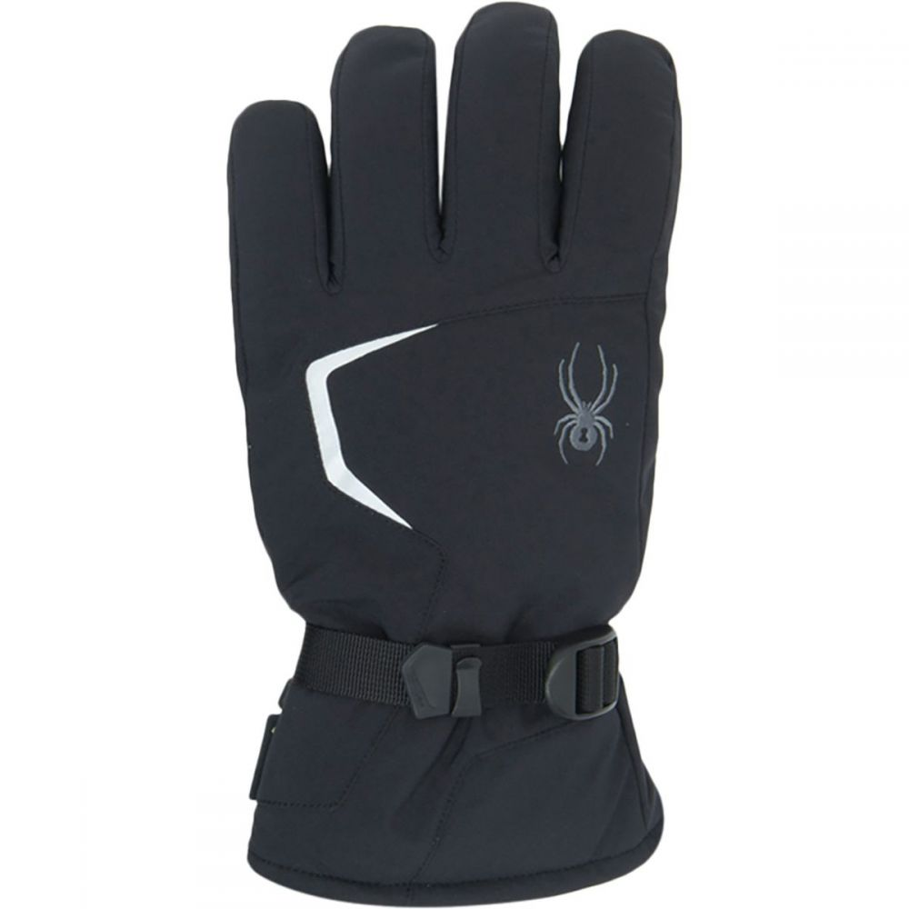 スパイダー Spyder メンズ スキー・スノーボード グローブ【Propulsion GTX Ski Glove】Black/Black/Black