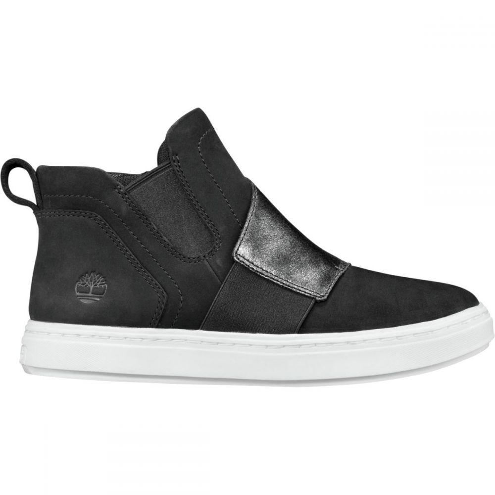 ティンバーランド Timberland レディース シューズ・靴【Londyn Chelsea Shoe】Black Nubuck W/ Metallic