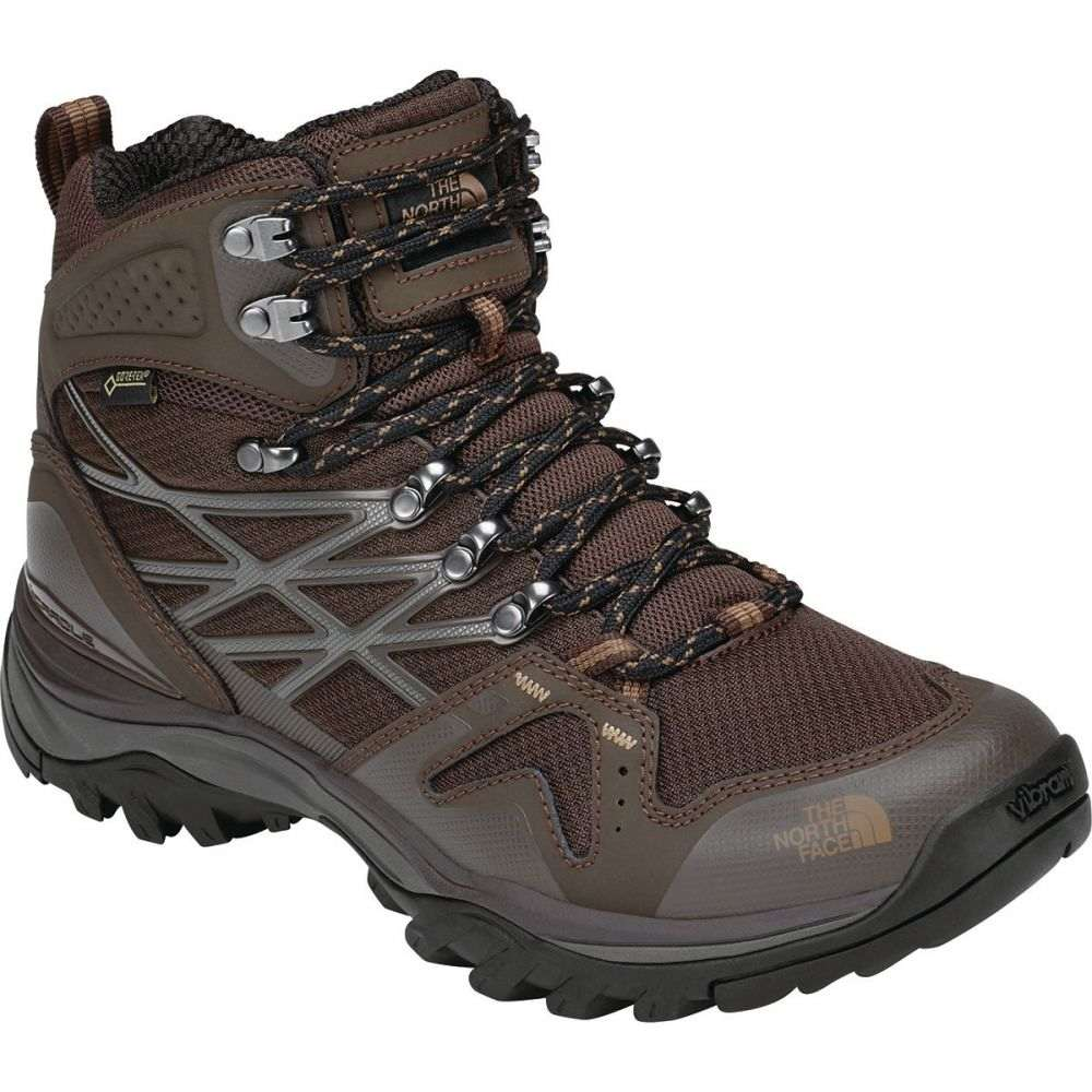 ザ ノースフェイス The North Face メンズ ハイキング・登山 シューズ・靴【Hedgehog Fastpack Mid GTX Hiking Boots】Chocolate Brown/Cargo Khaki